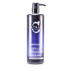 Tigi Catwalk Fashionista Violet Conditioner (For Blondes and Highlights)  750ml/25.36oz