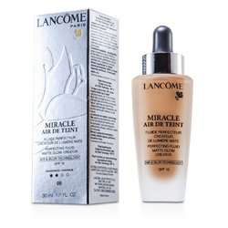 Lancome Miracle Air De Teint Perfecting Fluid SPF 15 - # 05 Beige Noisette  30ml/1oz