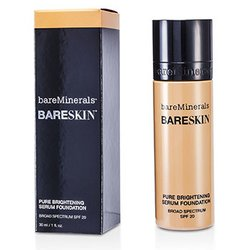 BareMinerals BareSkin Pure Brightening Serum Foundation SPF 20 - # 07 Bare Natural  30ml/1oz