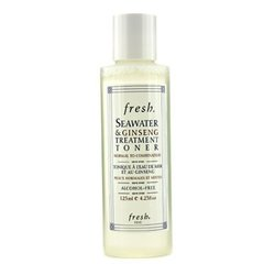 Fresh Seawater & Ginseng Treatment Toner - Normal to Combination  125ml/4.23oz