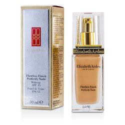 Elizabeth Arden Flawless Finish Perfectly Nude Makeup SPF 15 - # 12 Amber  30ml/1oz