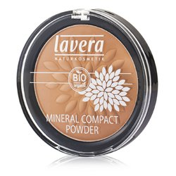 Lavera Mineral Compact Powder - # 03 Honey  7g/0.2oz