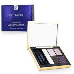 Estee Lauder Pure Color Envy Sculpting Eyeshadow 5 Color Palette - 10 Envious Orchid  7g/0.24oz