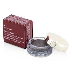 Clarins Ombre Matte Eyeshadow - #05 Sparkle Grey  7g/0.2oz