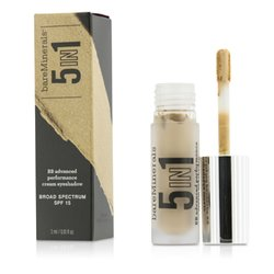 BareMinerals BareMinerals 5 In 1 BB Advanced Performance Cream Eyeshadow Primer SPF 15 - Soft Linen  3ml/0.1oz