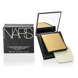 NARS All Day Luminous Powder Foundation SPF25 - Deauville (Light 4 Light with a neutral balance of pink & yellow undertones)  12g/0.42oz