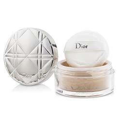 Christian Dior Diorskin Nude Air Healthy Glow Невидимая Рассыпчатая Пудра - # 030 Средний Беж  16g/0.56oz
