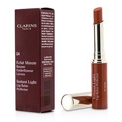 Clarins Eclat Minute Instant Light Lip Balm Perfector - # 04 Orange  1.8g/0.06oz