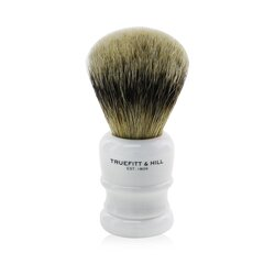 Truefitt & Hill Wellington Super Badger Shave Brush - # Porcelain  1pc