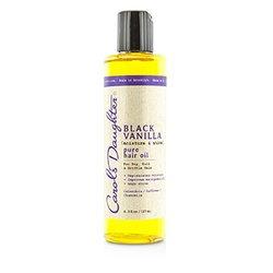 Carol's Daughter Black Vanilla Moisture & Shine Pure Hair Oil (For Dry, Dull or Brittle Hair)  127ml/4.3oz