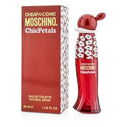 Moschino Cheap & Chic Chic Petals Eau De Toilette Spray  30ml/1oz