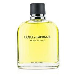 Dolce & Gabbana Pour Homme Eau De Toilette Spray  200ml/6.7oz