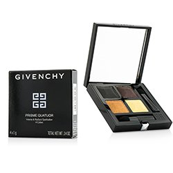 Givenchy Prisme Quatuor 4 Colors Eyeshadow - # 8 Braise  4x1g/0.03oz