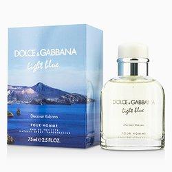 Dolce & Gabbana Light Blue Discover Vulcano Eau De Toilette Spray  75ml/2.5oz