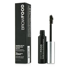 LashFood BrowFood Tinted Brow Enhancing Gelfix - # Dark Brunette  6ml/0.2oz