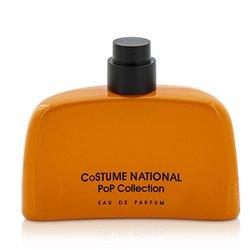 Costume National Pop Collection Eau De Parfum Spray - Orange Bottle (Unboxed)  50ml/1.7oz
