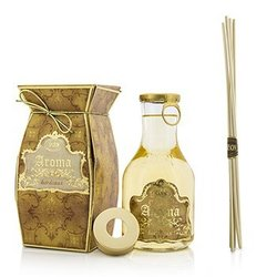 Sabon Aroma Reed Diffuser - Bordeaux (Patchouli)  250ml/8.8oz