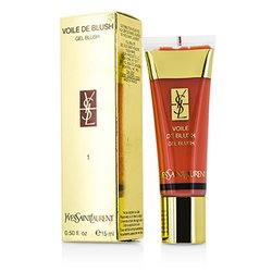 Yves Saint Laurent Voile De Blush Gel Blush - #01 Carmine Veil  15ml/0.5oz