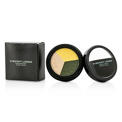 Vincent Longo Trio Eyeshadow - Nile Lotus (Box Slightly Damaged)  3.6g/0.13oz