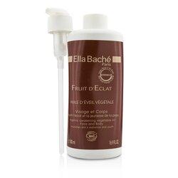 Ella Bache Fruit D'Eclat Organic Awakening Aceite Vegetal para Rostro & Cuerpo (Producto de Salón)  500ml/16.9oz