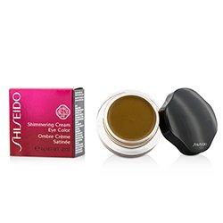 Shiseido Shimmering Cream Eye Color - # BR329 Ochre  6g/0.21oz