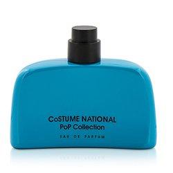 Costume National Pop Collection Eau De Parfum Spray - Light Blue Bottle (Unboxed)  50ml/1.7oz