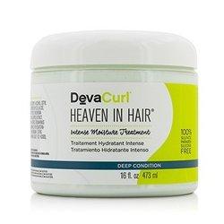 DevaCurl Heaven In Hair (Intense Moisture Treatment - For Super Curly Hair)  473ml/16oz