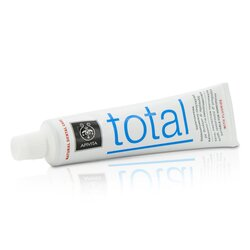 Apivita Total Protection Toothpaste With Spearmint & Propolis  75ml/2.53oz