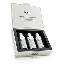 Carita Progressif Lift Fermete Genesis Of Youth Intensive Night Care 3-Steps Synchronisation Programme  3x15ml/0.5oz