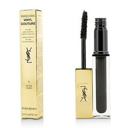 Yves Saint Laurent Mascara Vinyl Couture - # 1 I'm The Clash  6.7ml/0.21oz