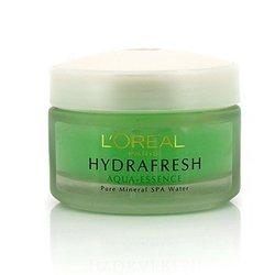 L'Oreal Dermo-Expertise Hydrafresh Aqua Gel Hidratación de Todo el Día - Para Todo Tipo de Piel (Sin Caja)  50ml/1.7oz