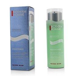 Biotherm Homme Aquapower - Dry Skin (Kemasan Baru) - Krim Wajah untuk Kulit Kering   75ml/2.53oz