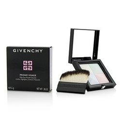 Givenchy Prisme Visage Silky Face Powder Quartet - # 1 Mousseline Pastel  11g/0.38oz