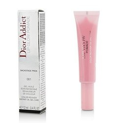 Christian Dior Dior Addict Lip Glow Pomade - # 001 Universal Pink  12ml/0.4oz