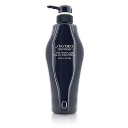 Shiseido The Hair Care Salon Solutions Off-Clear  500ml/16.9oz