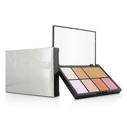 นาร์ส NARSissist Cheek Studio Palette (4x Blush, 1x Bronzing Powder, 2x Contour Blush)  29.5g/1.01oz
