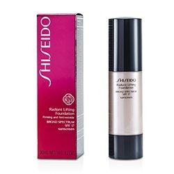 Shiseido Radiant Lifting Foundation SPF 17 - # WB40 Natural Fair Warm Beige  30ml/1.2oz