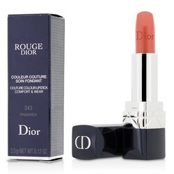 Christian Dior Rouge Dior Couture Colour Comfort & Wear Lipstick - # 343 Panarea  3.5g/0.12oz