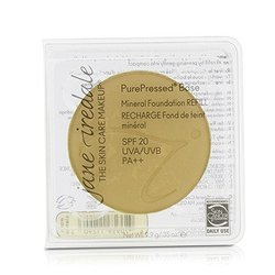 Jane Iredale PurePressed Base Mineral Foundation Refill SPF 20 - Warm Sienna  9.9g/0.35oz
