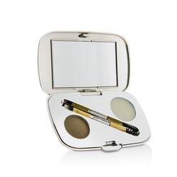 Jane Iredale GreatShape Eyebrow Kit (1x Brow Powder, 1x Brow Wax, 1x Applicator) - Blonde  2.5g/0.085oz