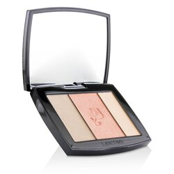 Lancome Blush Subtil Palette (3x Colours Powder Blusher) - # 126 Nectar Lace (US Version)  4.5g/0.158oz