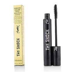 圣罗兰  The Shock Mascara Volume Effect Faux Cils Waterproof - (Black)  6.5ml/0.22oz