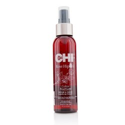 CHI Rose Hip Oil Color Nurture Repair & Shine Leave-In Tonic  118ml/4oz