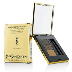 Yves Saint Laurent Couture Brow Palette - #2 Medium To Dark  3.8g/0.13oz