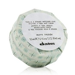 Davines More Inside This Is A Strong Moulding Clay (For A Firm, Mat Finish)  75ml/2.75oz