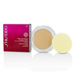 Shiseido Base Compacta Pura & Perfecta SPF 21 (Refill) - # B00 Very Light Beige  10g/0.35oz
