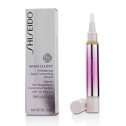 Shiseido White Lucent OnMakeup Spot Correcting Serum SPF 25 PA+++ - # Medium  4ml/0.16oz