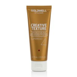 Goldwell Style Sign Creative Texture Superego 4 Structure Styling Cream  75ml/2.5oz