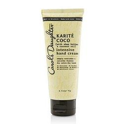 Carol's Daughter Karite Coco Intensive Hand Cream  71g/2.5oz