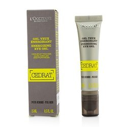 L'Occitane Cedrat Energizing Eye Gel  15ml/0.5oz